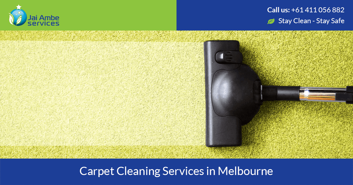 Tips for safe, effective, quick carpet cleaning